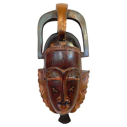 African Guru Portrait Mask