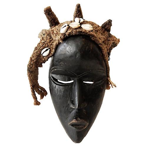 Dan Ceremonial Dance Mask