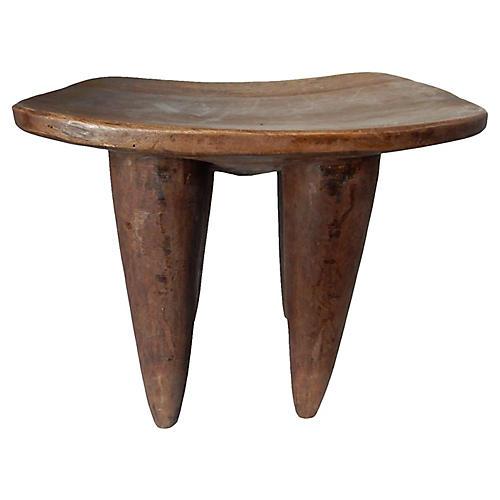 Senufo Stool/Table