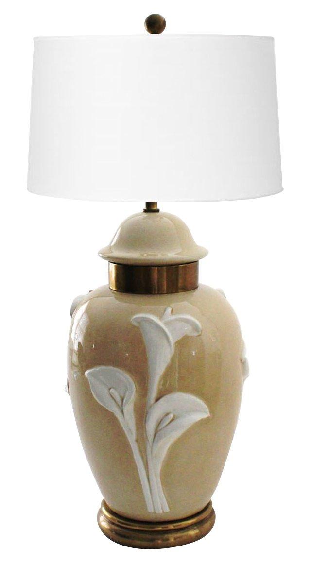 Ginger Jar Lamp by Chapman
