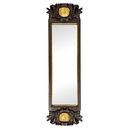 Parcel Gilt Pier Mirror