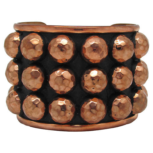 Mexican Copper Cuff
