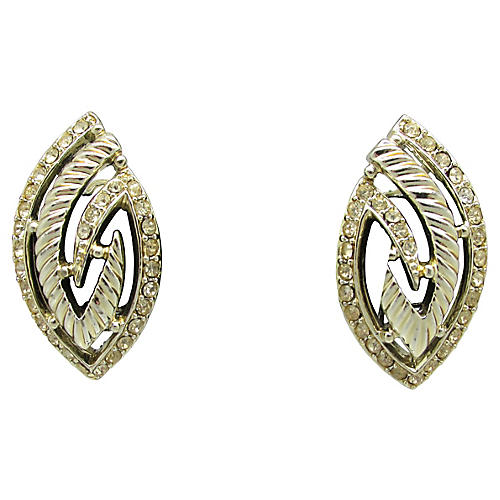 Charel Diamond-Shaped Earrings