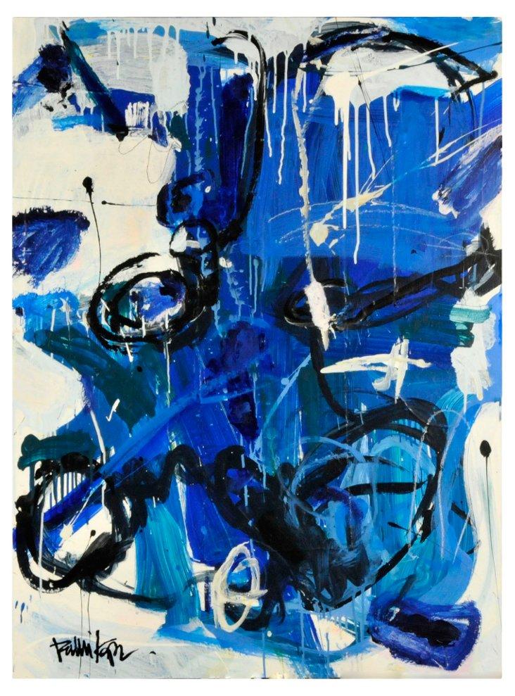 Blues in Swirl
