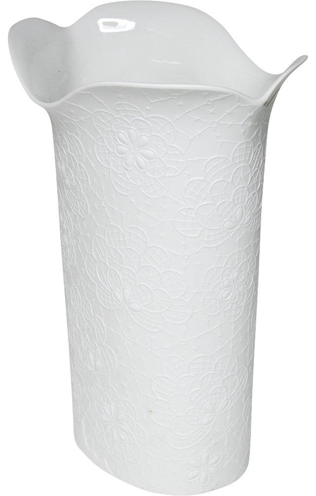 Op-Art Vase