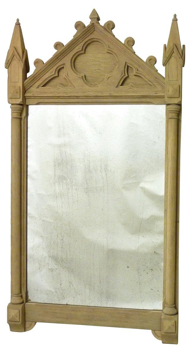 Gothic-Style Mirror