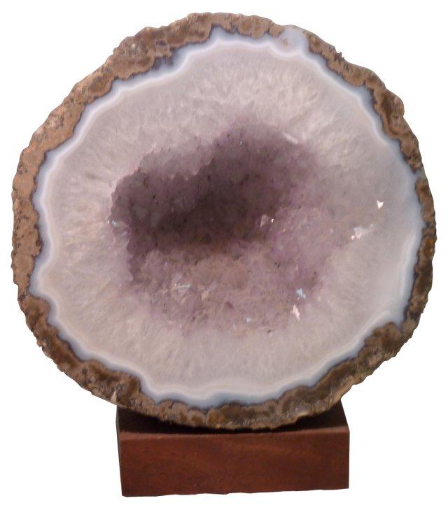 Polished Geode