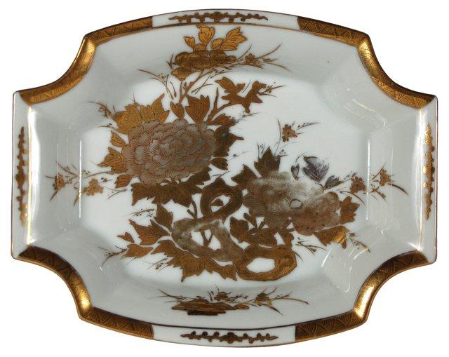 Porcelain jewelry Tray