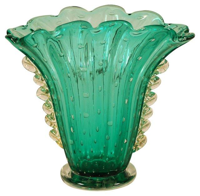 Bullicante Fan Vase