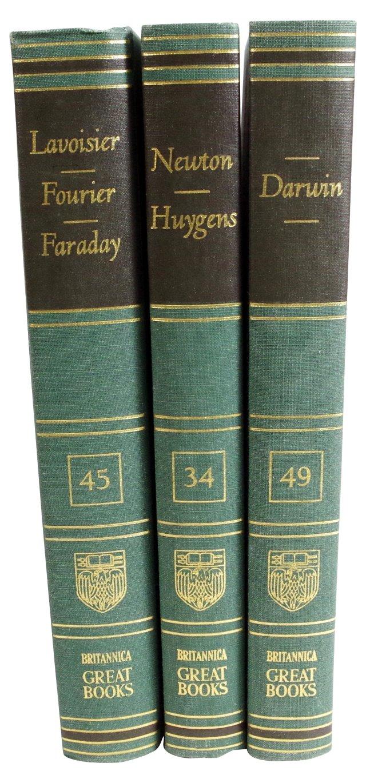 Britannica Great Books of Science, S/3