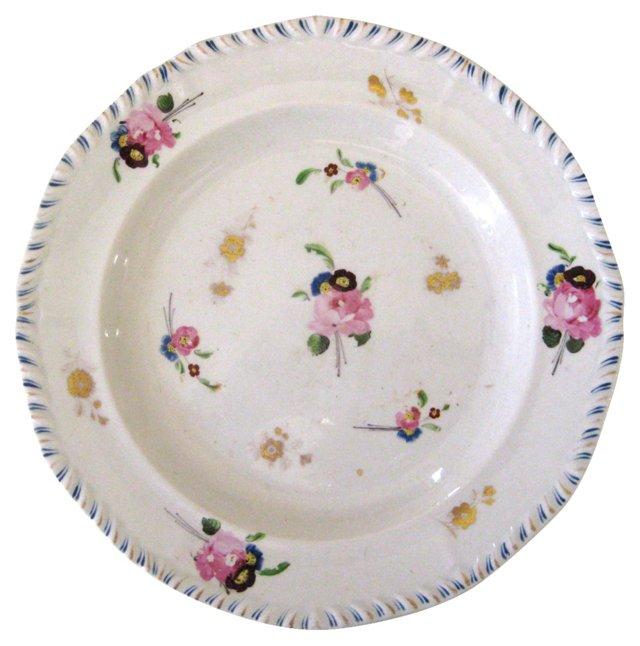 Mason's Ironstone Plate, 1813