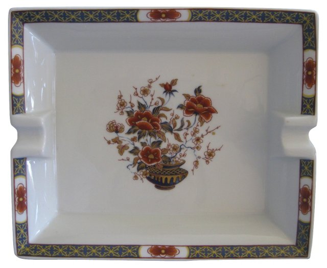 Limoges Cigar Ashtray