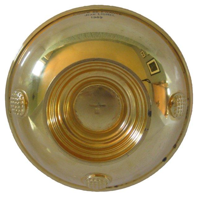 Puiforcat French Gold Trophy