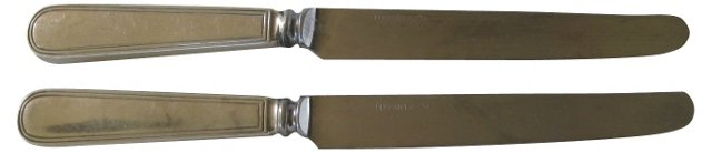 Tiffany & Co. Sterling Silver Knives