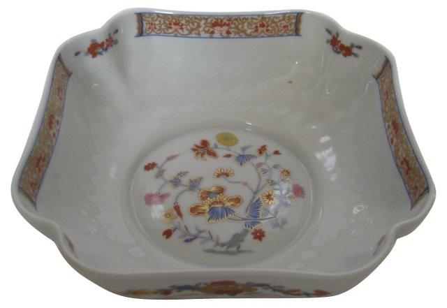 Bernardaud Limoges  Lobed Bowl