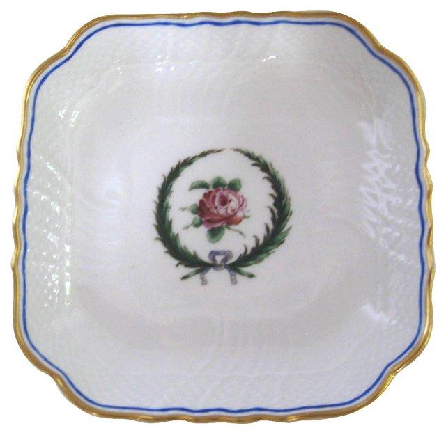 Ginori Italian Porcelain Jewelry Tray II