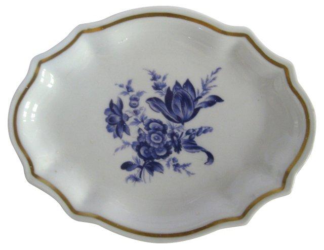 Ginori  Italian  Porcelain   Tray