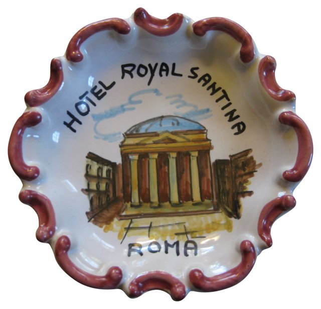 Hotel Royal Santina Tray