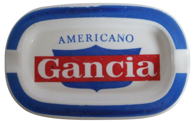 Gancia   Ashtray