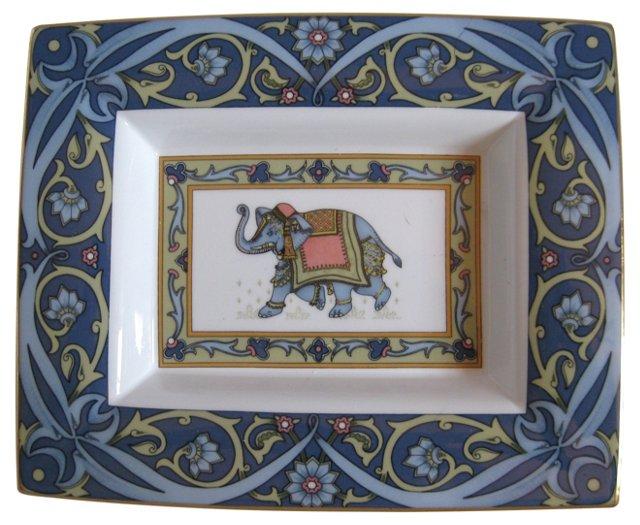 Wedgwood  Elephant  Tray