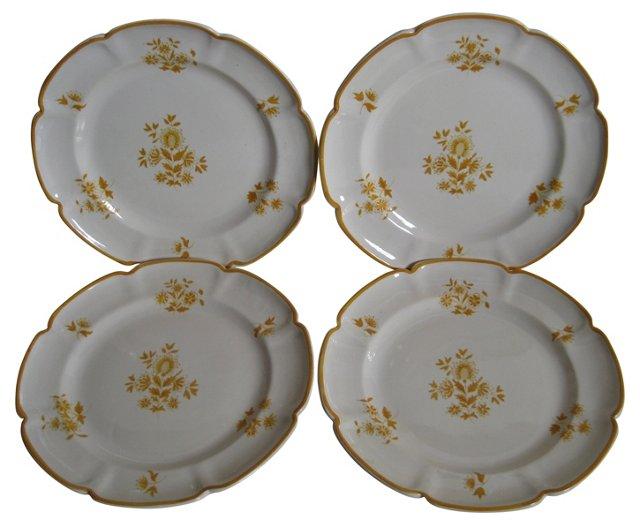 Tiffany & Co. French Plates,  S/4