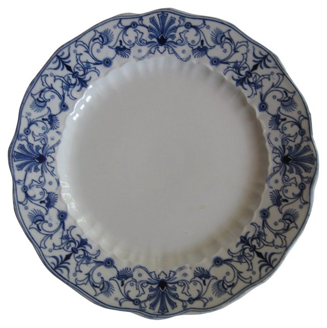 Early 1900s Staffordshire Plate