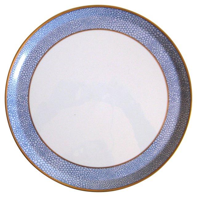 Puiforcat  Limoges  Cake  Platter