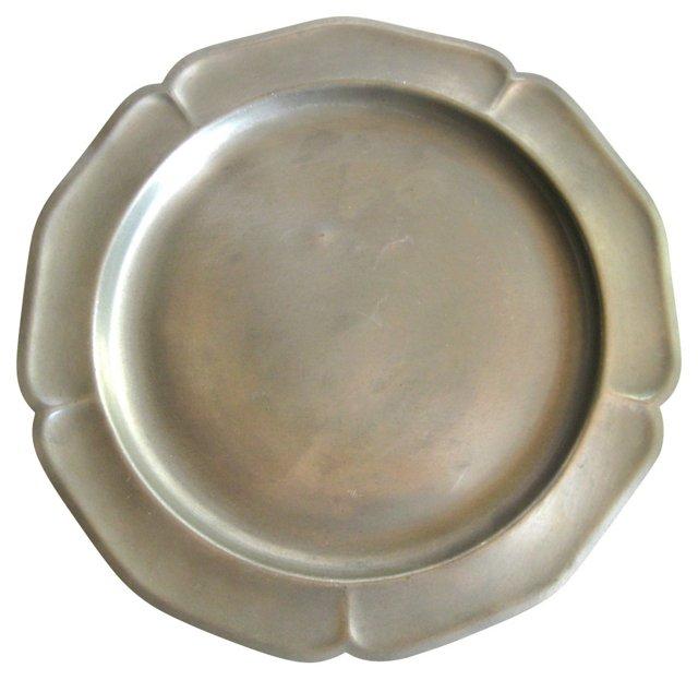 American Pewter   Platter