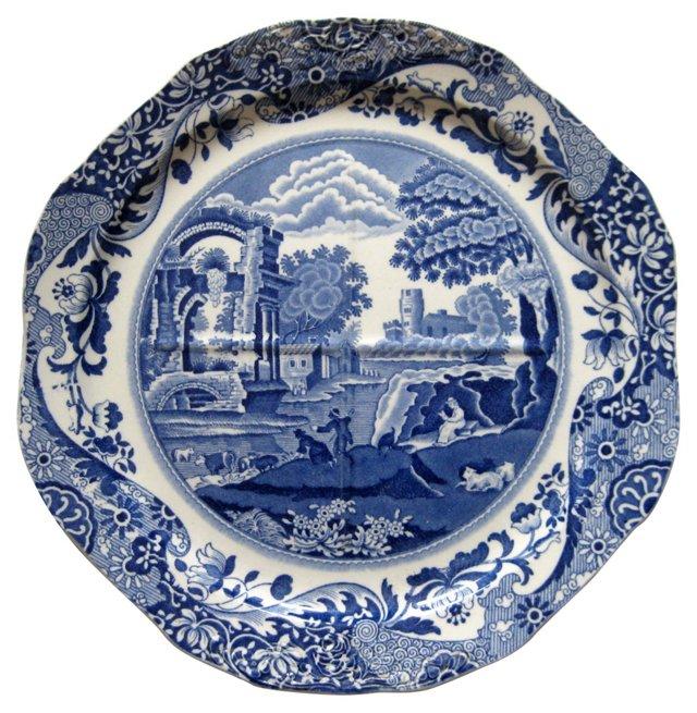 Copeland Spode Plate, 1938