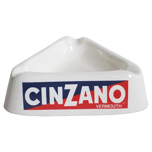 Cinzano Ashtray
