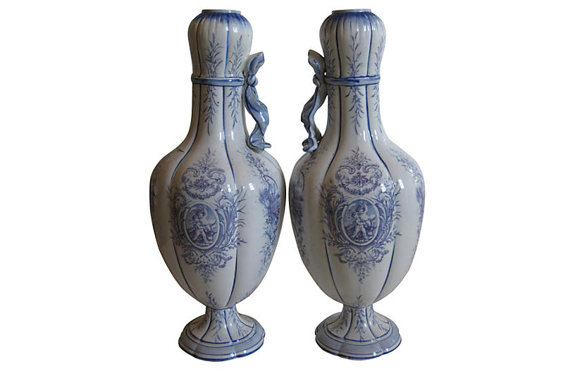 19th Century French Faience 14