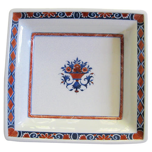 Raynaud Limoges Porcelain Tray w/Box