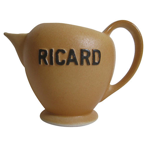 French Ricard Pitcher