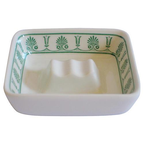 Ginori Italian Porcelain Ashtray