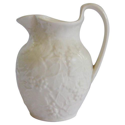 Wedgwood Majolica Pitcher