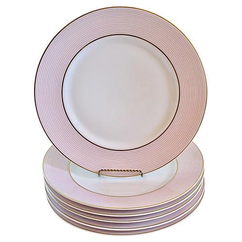Limoges French Porcelain Dinner Plates