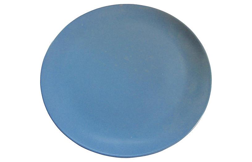 1930s California Pottery Platter