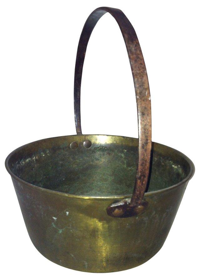 English Jam Pot