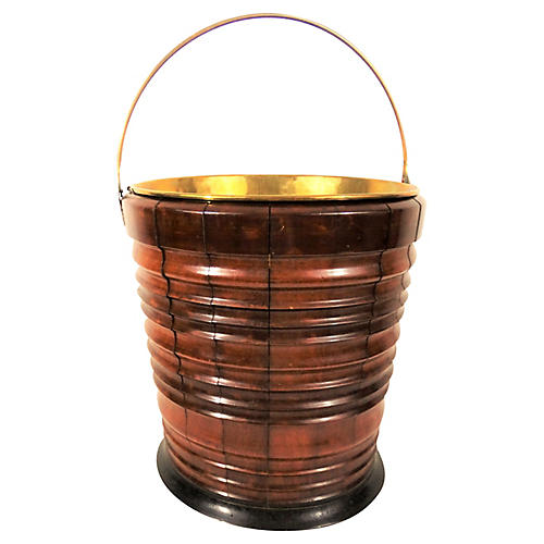 19th-C. Dutch Bucket
