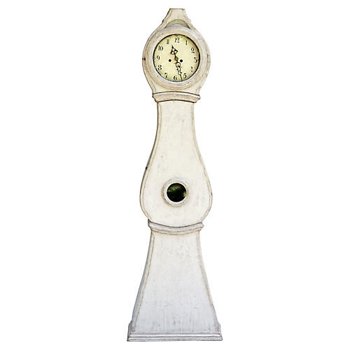 19th-C. Swedish Mora Clock