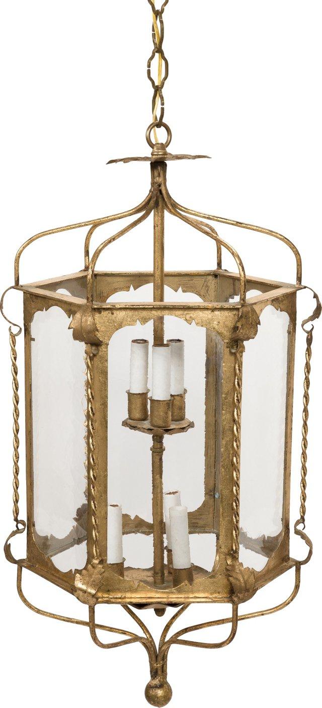 Gilt Italian Lantern