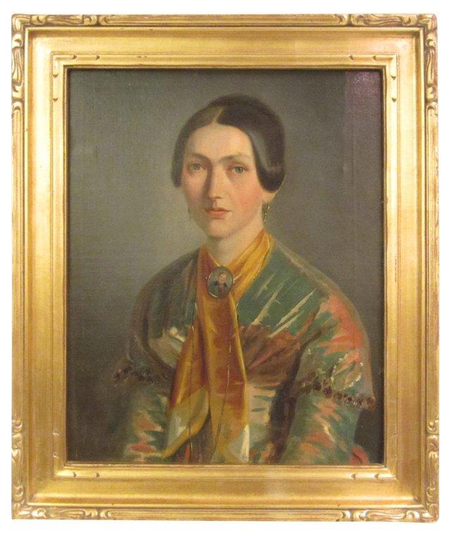 Southwestern Female Portrait