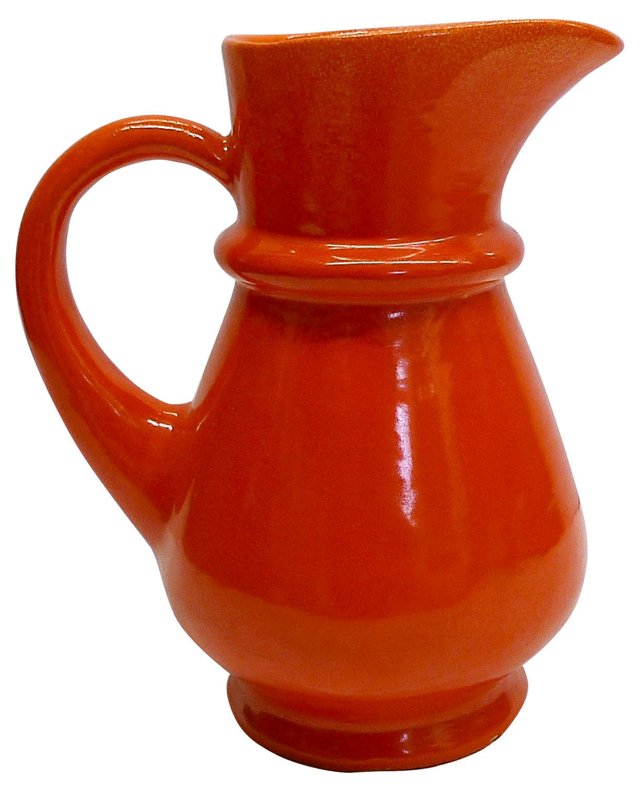 La Canada Pottery Pitcher