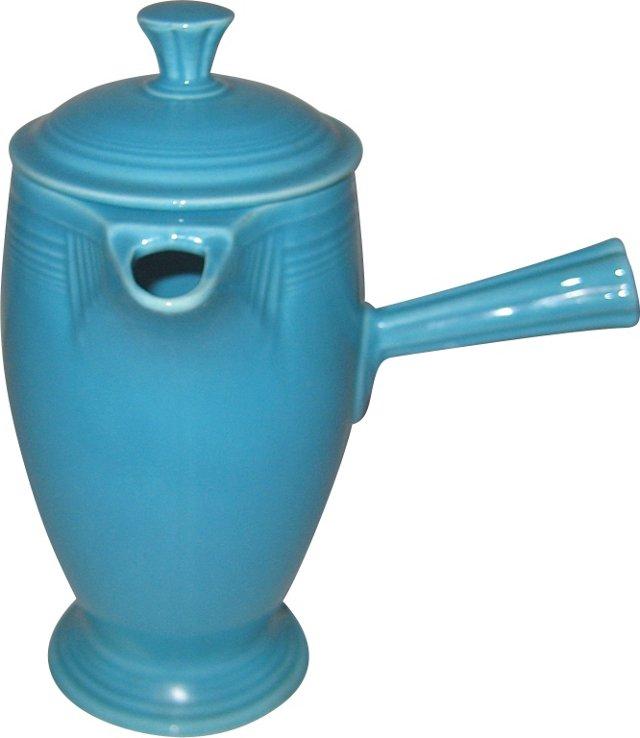 Fiesta Demitasse Coffeepot