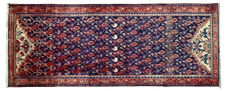 "Malayer Runner, 3'5"" x 8'8"""