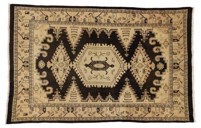 """Mahal Persian Animal Rug, 7'1"""" x 11'2"""""""