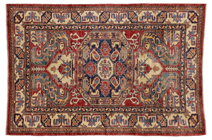 "Turkish Rug, 5'9"" x 3'11"""