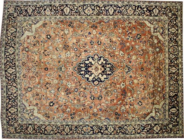 "Mahal Persian Area Rug, 14' x 10'8"""