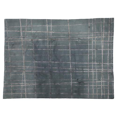 Tibetan Abstract Rug, 7'1 x 10'9