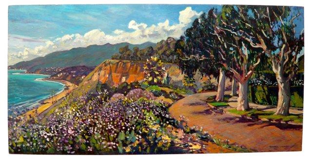 Flowering Hillsides